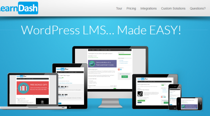 November 2015: Learning Management System (LMS) Plugins for WordPress