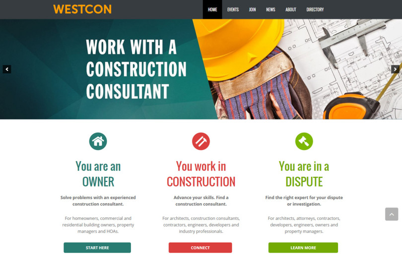 WestCon Home Page