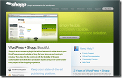 Shopp screenshot