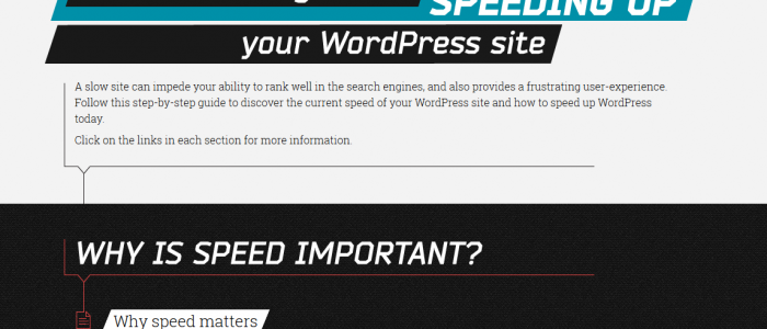 October 2013 Notes: Speeding Up WordPress
