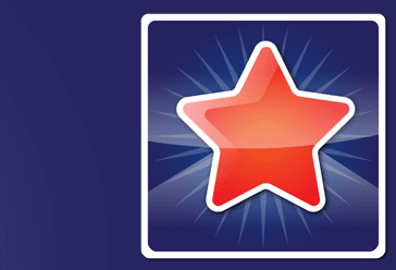 star rating banner