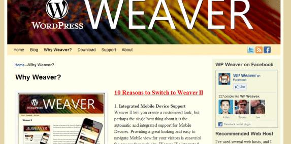 April 2012 Meetup Notes: Configurable WordPress Themes