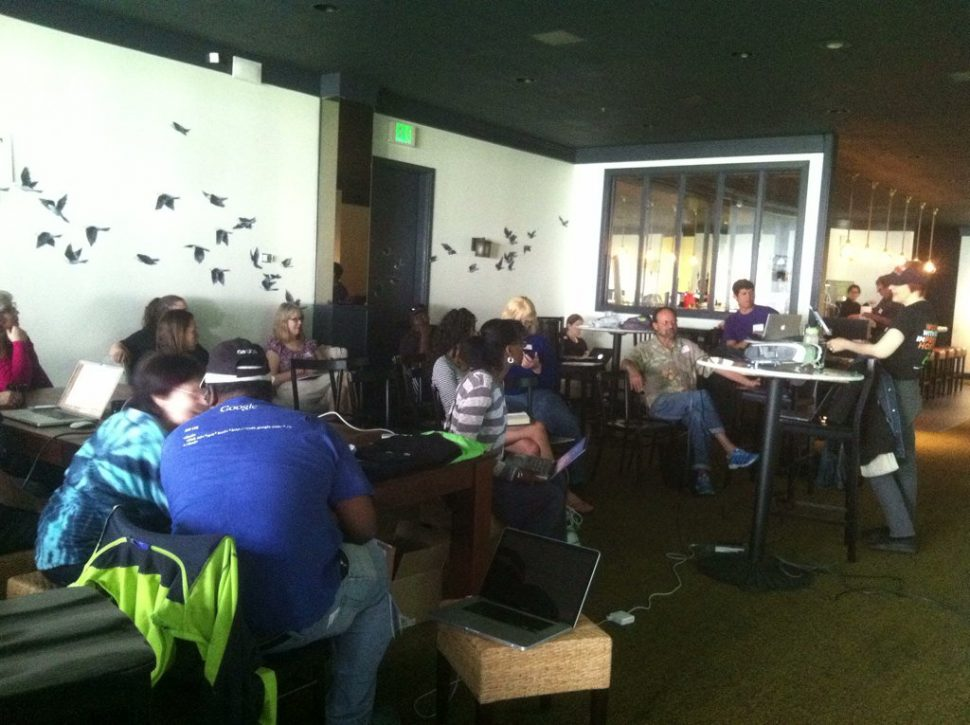 April 2016 East Bay WordPress Meetup at Port Workspaces