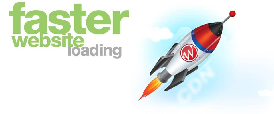 WP Webhost Faster Sites Image