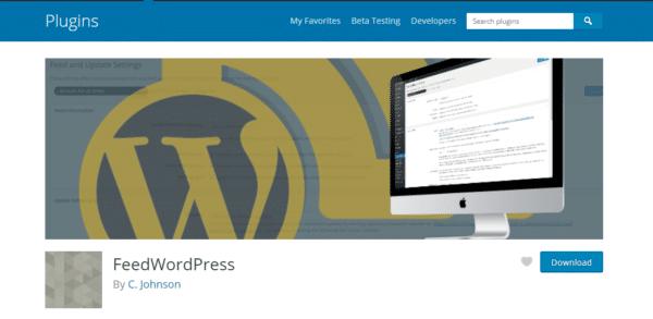 Feed WordPress