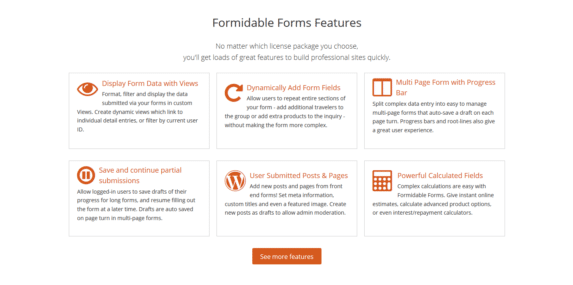 Favorite Features of Formidable Pro (July 2017 Slides)