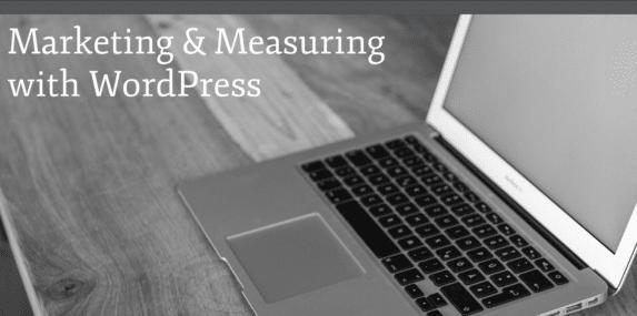 Jan 2016 Slides: Marketing & Measuring with WordPress
