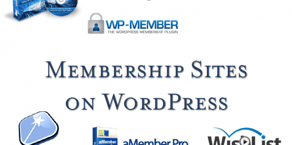 September 2012 Slides: Membership Sites on WordPress